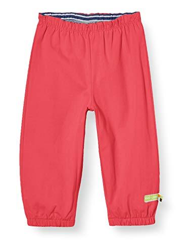 Loud + Proud Outdoor Pant Organic Cotton Pantalon, Rose (Azalea Aza), 86/92 Bébé Fille