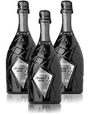 3 botellas de Cartizze arzanà DOCG astoria dry