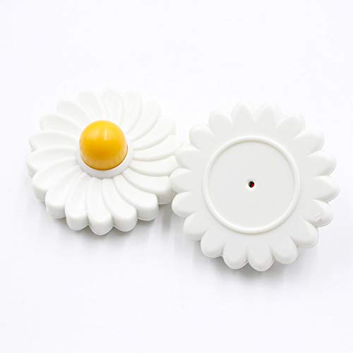 generio Hot Duvet Clips Deckenhalter Flower Fastener Quilt Tröster Gripper Binding Clamp Quilt Peg