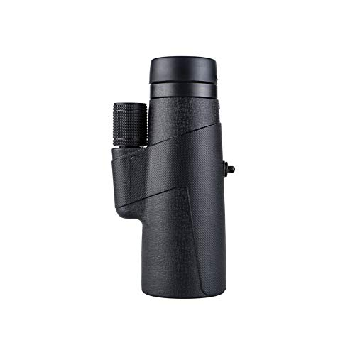 Great Deal! CZALBL Monocular Telescope, 10X42 Waterproof Monocular, BAK4 Prism with One Hand Focus, ...
