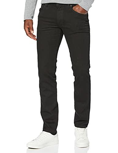 Bugatti Herren 3038D-76682 Loose Fit Jeans, Schwarz (Black 290), W34/L32
