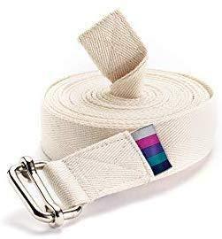 Clásico Cinturón de Yoga Iyengar Largo Extra, 3m