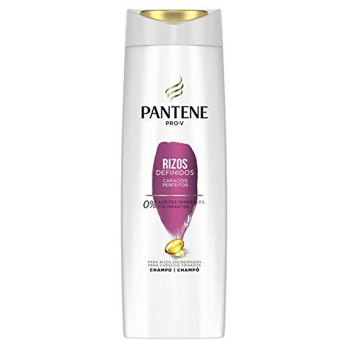 Pantene - Champú Rizos , Bote 360 ml