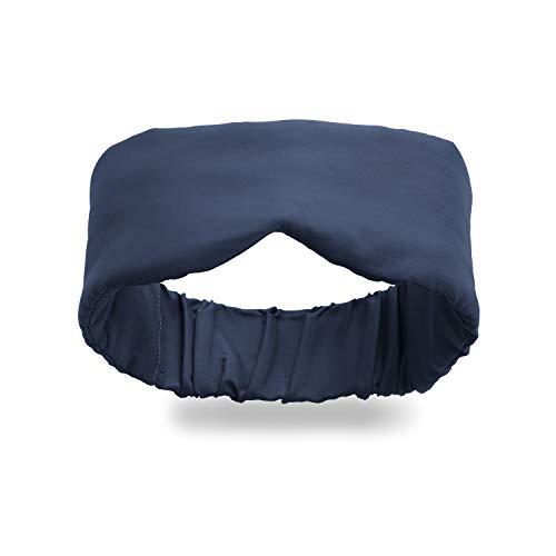 Infinity Travel - Bamboo Eye Mask Travel Sleep Mask - Super Soft Cool and...