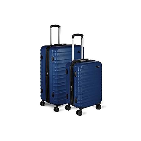 【少し急ぎ】Amazonベーシック スーツケース キャリーケース ハードサイド 51cm/71cm 2点セット 5,193円送料無料から(2596円/個)!