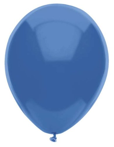 Periwinkle Blue Party Balloons (72 Count)