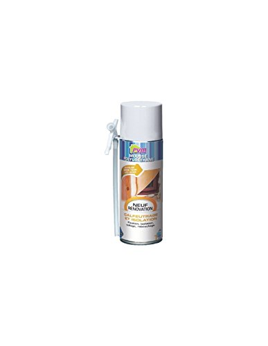 Mousse polyuréthane PVM - 500 ml