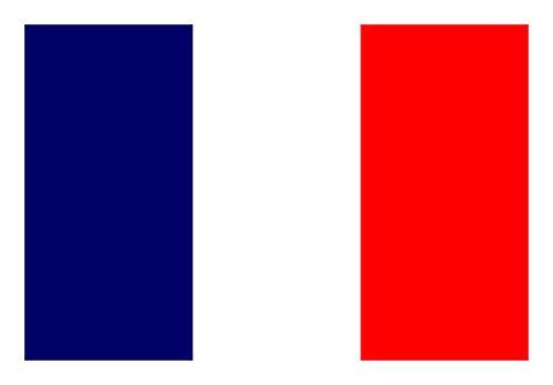 Frankreich Fahne 90 x 150 cm - Flagge - EM 2012 - Französische Fahne