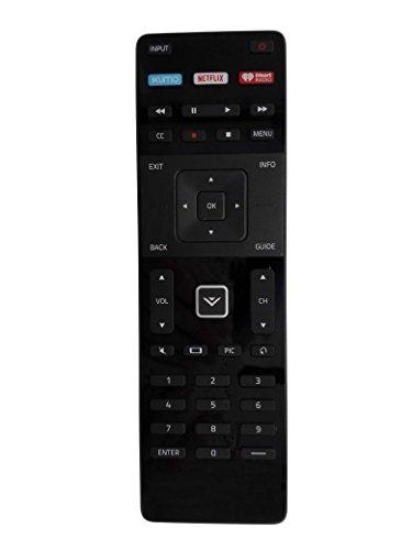 New XRT122 Remote for D39H-D0 D39HD0 D50U-D1 D50UD1 D55U-D1 D55UD1 D58U-D3 D58UD3 D65U-D2 D65UD2 E32-C1 E32C1 E32H-C1 E32HC1 E40-C2 E40C2 E40X-C2 E40XC2 E43-C2 E43C2 E48-C2 E48C2 E50-C1 E50C1
