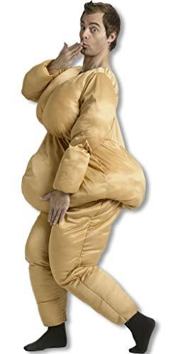 Horror-Shop fatsuit Mega Men Costume