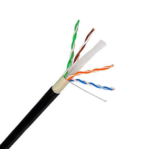 LEDKIA LIGHTING 305m Cable UTP CAT6 Cobre/Aluminio para Exterior