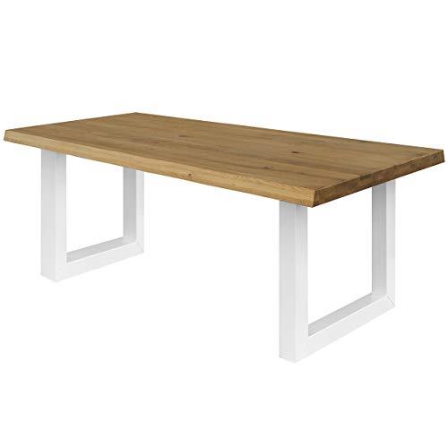 COMIFORT NO-AHM+U Tavolo da pranzo – Mobile per salotto ufficio ufficio ufficio – Robusto e...