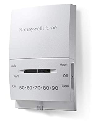 Honeywell Home CT51N Standard Heat/Cool Manual Thermostat