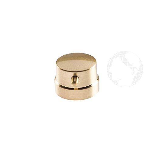 Knop voor gasfornuis (originele Beko) Kleur: Goud, Materiaal: Kunststof, Artikelnummer: 157244045
