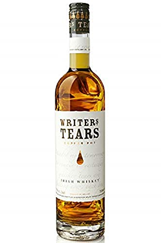 7. Whisky irlandés Writers Tears Copper Pot Irish Whiskey