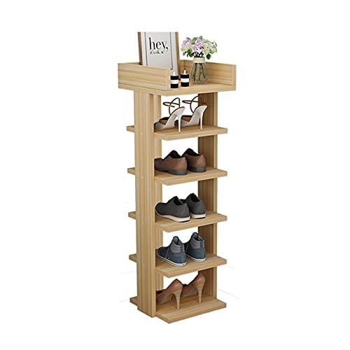 Estante de Zapatos 6/7 gráficos de zapatos de zapatos SAFTING PAPA DE ZAPACIONIO DE ZAPACIONIO DE ZAPACIONIO DE ZAPACIDAD DE ZAPACIDAD DE ZAPACIDAD PARA LA INTERÍA Pasillo de vestíbulo Organizador de
