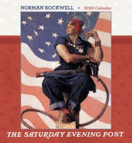 2020 NORMAN ROCKWELL CALENDAR WITH 2 FREE YEAR PLANNERS AND 2 FREE HANDMADE XMAS CARDS TWENTY FIVE DOLLAR VALUE - YOU CAN ALSO ORDER A CALENDAR PLANNER 2019-20