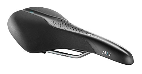Selle Royal Spa Sattel Scientia M3, schwarz, M, 54M0LB0A09210