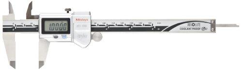 Mitutoyo 500-762-20 Digital Caliper 0-6 IP67 .0005   0//01mm