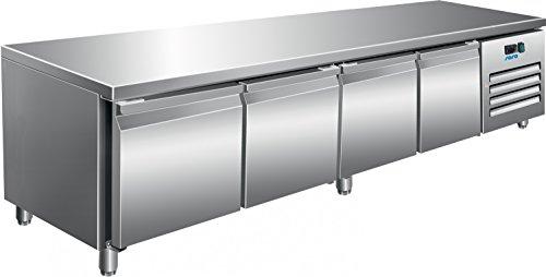 Kühltisch mit Umluftventilator Modell UGN 4100 TN