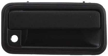 CPP Black Liftgate Tailgate Handle with Keyhole for Blazer, Suburban, Tahoe, Yukon