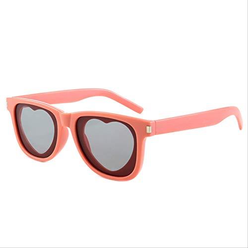 ODNJEMSD Gafas De Sol De Mujer Cuadrado Deslumbrante Gafas De Sol Retro