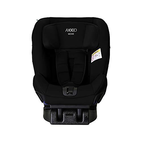 Axkid Move rückwärtsgerichteter Autositz 9-25 kg Schwarz