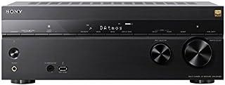Sony STR-DN1080 7.2-ch Surround Sound Home Theater AV Receiver: 4K HDR, Dolby Atmos, Bluetooth, WiFi, Google Chromecast Black