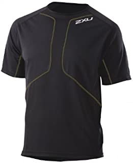 2XU Men's Comp Shortsleeve Run Top