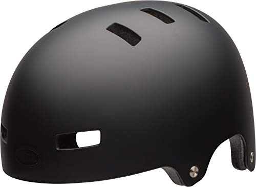 BELL Casco para Bicicleta Local, Unisex, Color Matte Black, tamaño Small