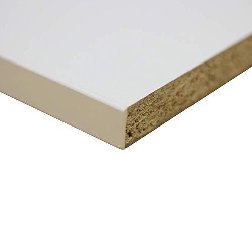 X57 Einlegeboden Regalboden Holzboden 19mm nach Wunschmaß Zuschnitt Anfertigung 2mm Umleimer ABS Kante (4)