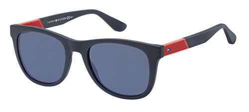 Tommy Hilfiger Gafas de Sol TH 1559/S MATTE BLUE/BLUE 52/20/145 hombre