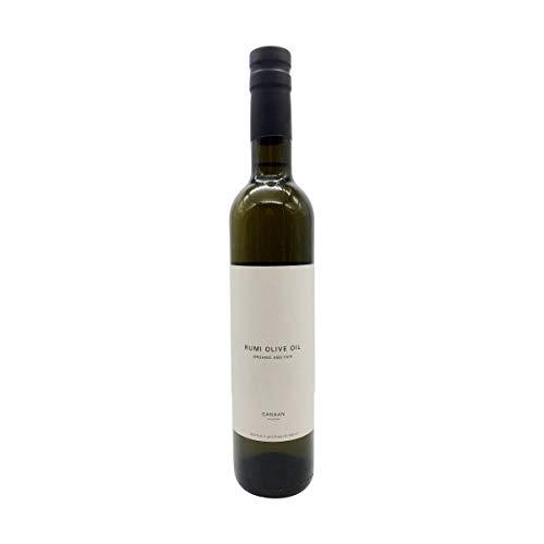 BIO Olivenöl aus Rumi Oliven - Canaan, Fairtrade, Naturland - Nativ Extra 500 ml
