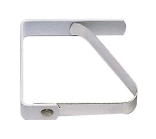 GEFU GE22450 Pinces à Nappe Plastique Blanc 8,19 x 1,8 x 23,8 cm 4 Pièces