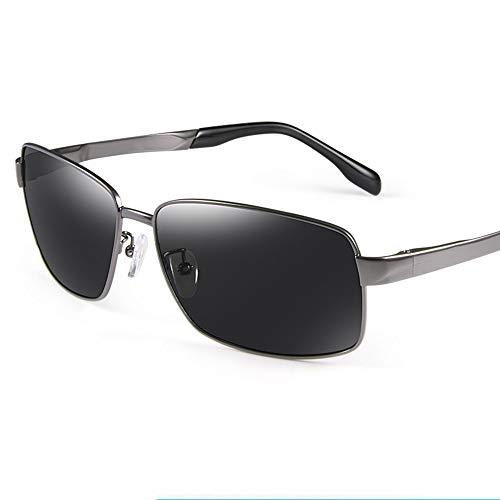 Y&J Gafas de Sol polarizadas de Titanio Puro GH-PH Gafas