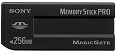Sony 256MB Memory Stick Pro Black MagicGate Compatible