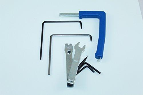 Fenster Montage Set 3 Einstell Werkzeug zum einstellen von Fenstern incl. SN-Einstellanleitung