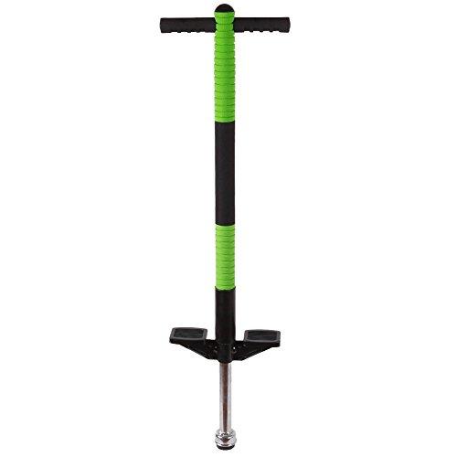 FunTomia Pogo Stick Hüpf Stange Sprungstange Jumper Stockhüpfen/ 15-32kg, 15-35kg, 15-40kg, 20-45kg, 30-60kg, 35-80kg, 50-90kg oder 60-110kg Körpergewicht