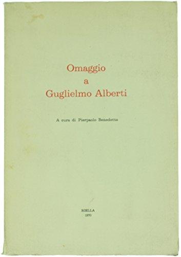 OMAGGIO A GUGLIELMO ALBERTI.