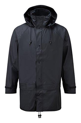 De salón de 220 Flex chaqueta impermeable para mujer, Azul, 220