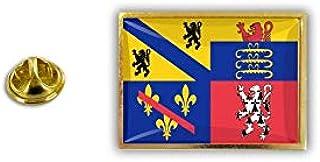 Spilla Pin pin's Spille spilletta Giacca Bandiera Badge Francia Ain