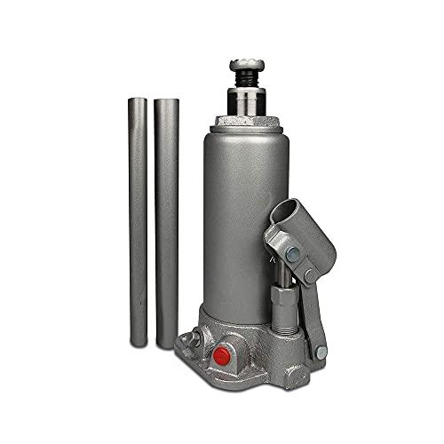 CARTREND hydraulischer Wagenheber, Stockwagenheber, Stempel-Wagenheber, Tragkraft bis 5000 kg, gefertigt aus Qualitätsstahl