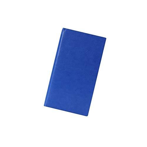 XJS Paperage Cuaderno Agenda Sketchbook Diary Note Book Book Book Cuaderno de Diario (Color : Blue, tamaño : A7)