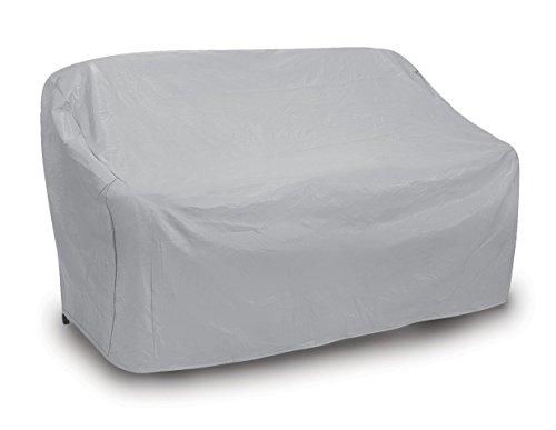 Protective Covers 2 Housse de canapé en rotin Canapé 3 Places X Large Gris