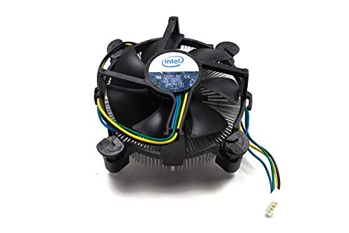 CSB Intel Sockel 775 Original ALU Kühler für die Intel E-Serie #27193