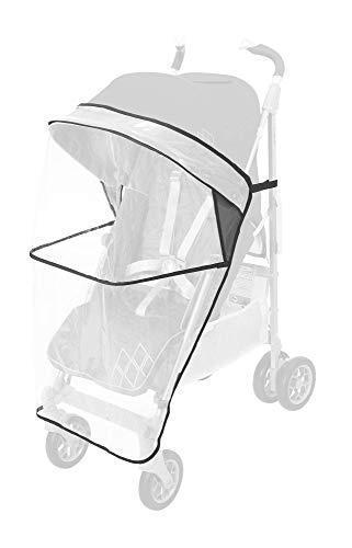 Maclaren Techno XT Silla de paseo - ligero, para recién nacidos hasta los 25kg, Asiento multiposición, suspensión en las 4 ruedas, Capota extensible con UPF 50+