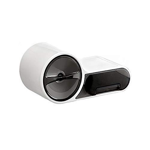 KNDJSPR Porte-Papier hygiénique Multifonctionnel, Distributeur de Porte-mouchoirs étanche Mural Auto-adhésif, utilisé dans la Salle de Bain Cuisine Salon