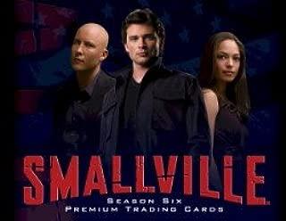 Smallville Season 6 SM6-1 Promo Card