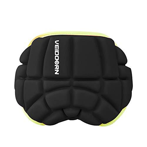 DressLksnf Pantalones Cortos Acolchados de ProteccióN para La Cadera Al Aire Libre Snowboard Esquí Patinaje ProteccióN contra Impactos,0409ESD066 B 66