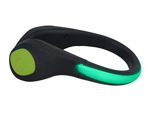 Networx LED-Schuhclip, grün